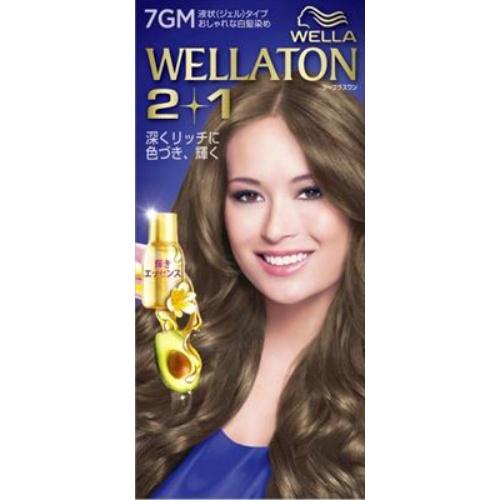【送料込・まとめ買い×24個セット】 ウエラ(Wella) ウエラトーン ツープラスワン(2+1) 液状タイプ 7GM 134ml 1個