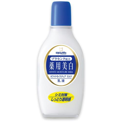 明色化粧品 明色薬用ホワイトMミルク 158ml ×48個セット ×48個セット, サンワワールド:f5f4c6ae --- officewill.xsrv.jp