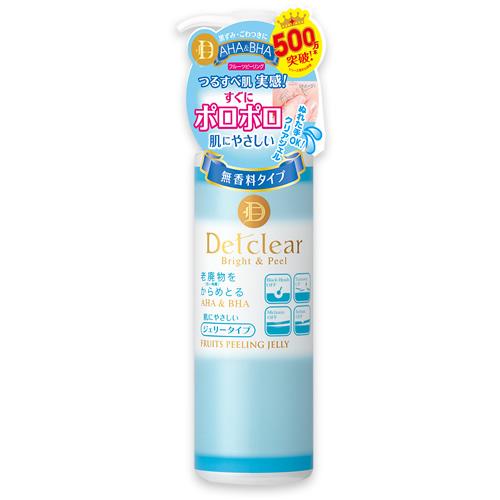 明色化粧品 DETクリア ジェリー無香料タイプ 180ml ×48個セット