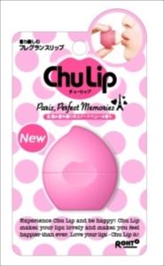 츄립파리파페크트메모리즈 Chu Lip(프레그랑스 립) 돔형 용기의 신감각 립 크림★란형립