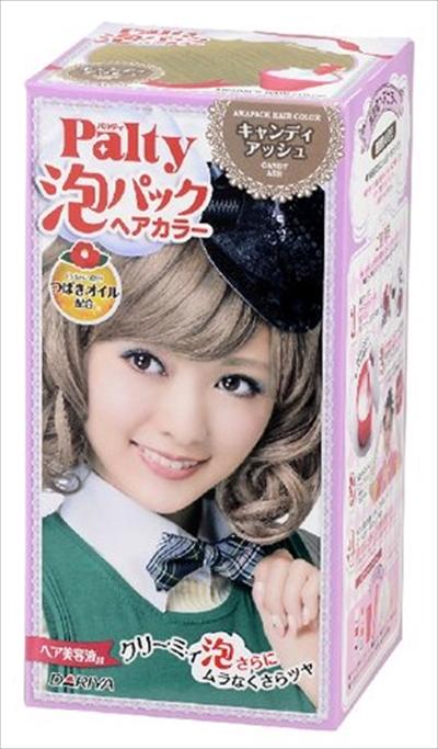 【まとめ買い】【ダリヤ】【パルティ】パルティ 泡パックヘアカラー キャンディアッシュ ×24個セット