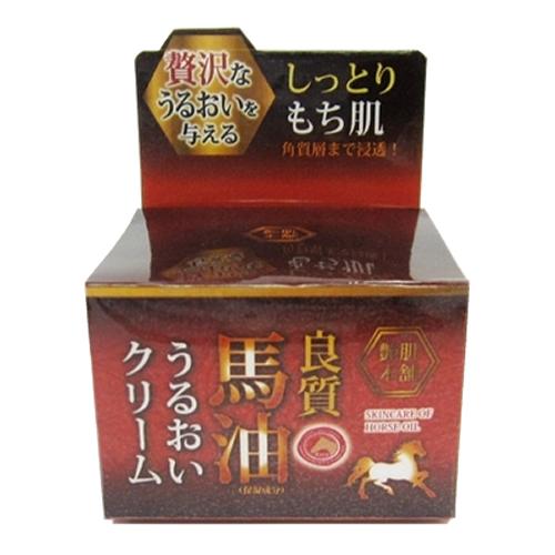 【まとめ買い】【渋谷油脂】【SOC】SOC馬油スキンクリーム【80G】×36個セット
