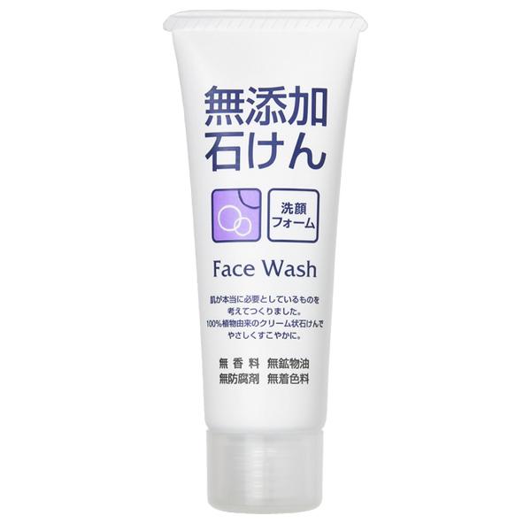 ロゼット 無添加 石けん洗顔フォーム 140g ×48個セット
