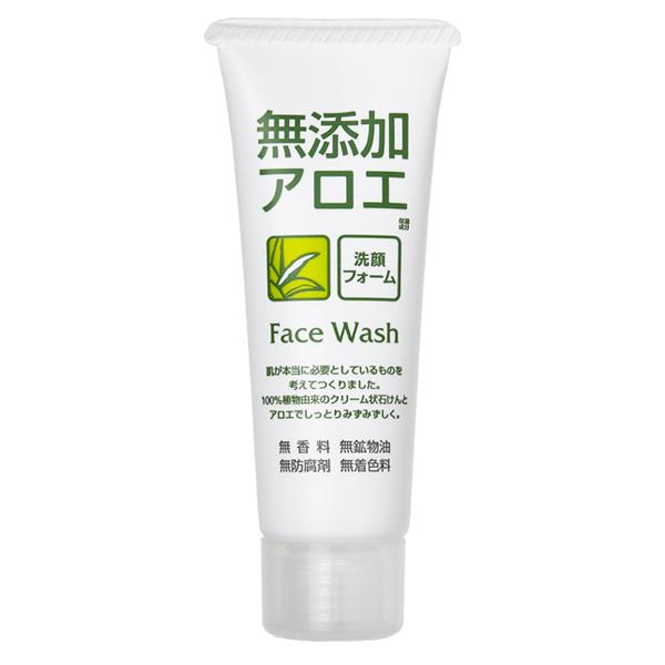 まとめ買い/4901696534052/送料無料/ ロゼット 無添加 アロエ洗顔フォーム 140g ×48個セット