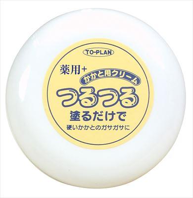 【送料込・まとめ買い×96個セット】 東京企画販売 薬用かかとクリーム 30g 1個