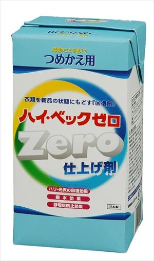 【まとめ買い】【サンワード】【ハイベック】ハイベックZERO(ゼロ)仕上げ剤 詰替え用【1000G】 ×12個セット
