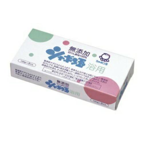 【送料込】 シャボン玉販売 浴用石けん 3個入 ×40個セット
