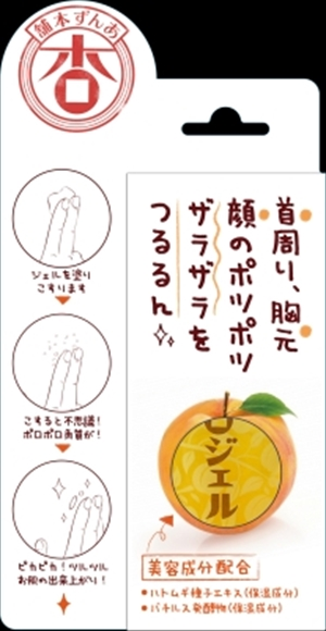 三和通商 あんず本舗 杏ポロポロジェル100g 日本製 ×36個セット