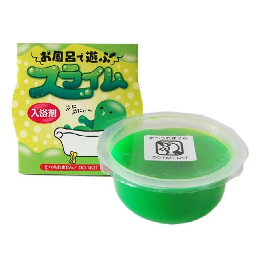 【送料込・まとめ買い×96個セット】 お風呂で遊ぶ スライム 入浴剤 70g 1個