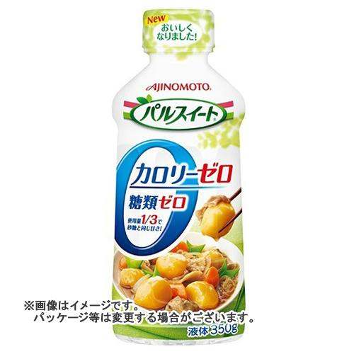 【送料無料】 味の素 パルスイート カロリーゼロ 液体 350g ×24個セット