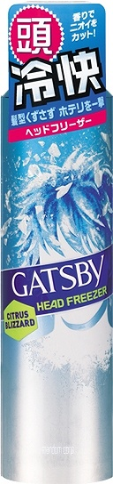 【まとめ買い】【マンダム】【ギャツビー・GATSBY】ギャツビー ヘッドフリーザー シトラスブリザード100g【100G】 ×36個セット