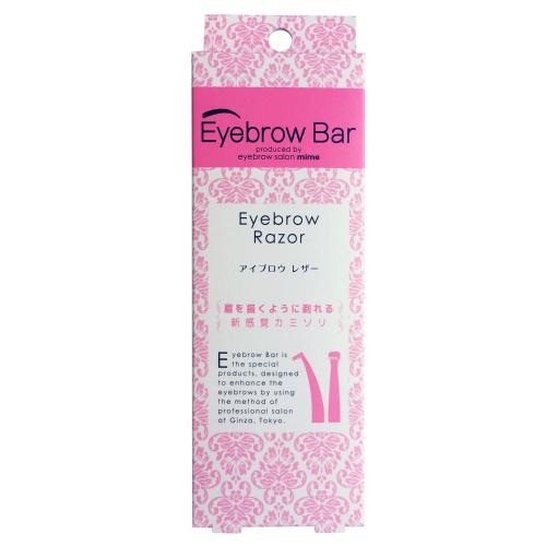 【送料込・まとめ買い×240個セット】Eyebrow Bar アイブロウ レザー EBB-03 (1本入) 1個
