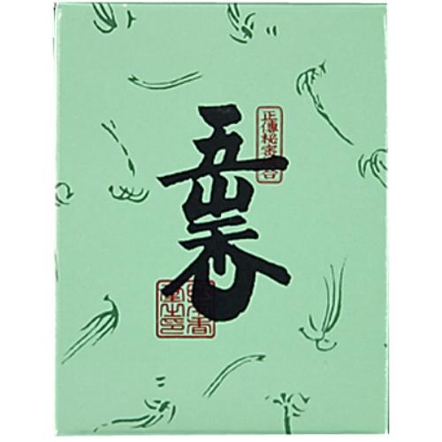 【送料込・まとめ買い×200個セット】日本香堂 五山香 紙箱 30g入 1個