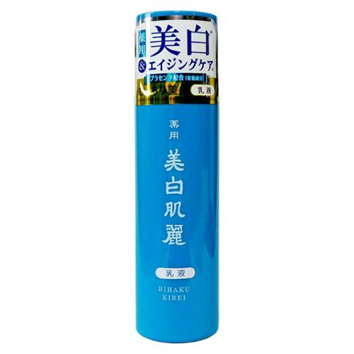 【送料無料・まとめ買い×48個セット】三和通商 薬用美白肌麗 乳液 120ml 1個