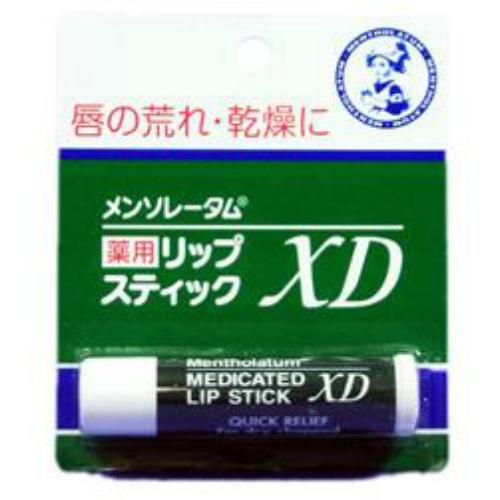 【送料込・まとめ買い×240個セット】メンソレータム 薬用リップスティック XD(4.0g) 1個