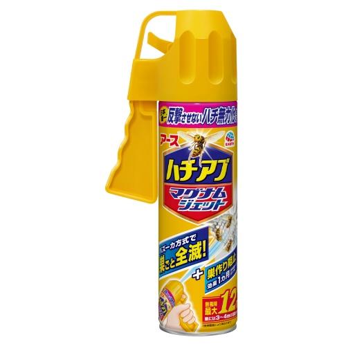 【送料込・まとめ買い×20個セット】 アース製薬 ハチアブマグナムジェット 550ml 1個
