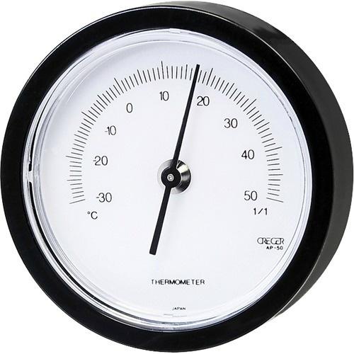 【送料込・まとめ買い×300個セット】クレセル 温度計 AP-58 1個