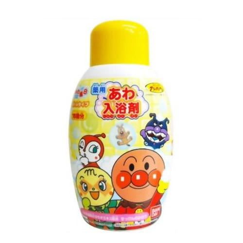 バンダイ あわ入浴剤 アンパンマン ボトルタイプ 300ml ×24個セット ※パッケージ変更の場合あり
