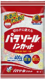 【まとめ買い】白元アース パラゾールノンカット 袋入 大 400G ×40個セット