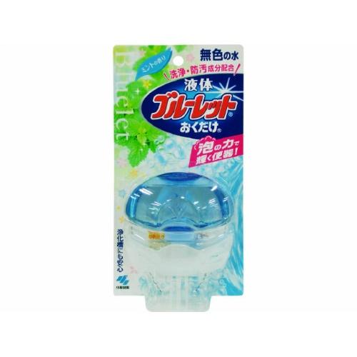 【まとめ買い】【小林製薬】【液体ブルーレットおくだけ本体 ミント】液体ブルーレットおくだけ本体 ミント【70ML】 ×48個セット
