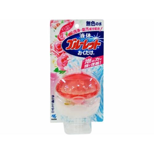 【まとめ買い】【小林製薬】【液体ブルーレットおくだけピンクローズの香り】液体ブルーレットおくだけピンクローズの香り【70ML】 ×48個セット