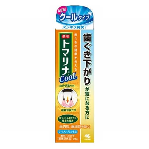 小林製薬 トマリナクール 90g ×48個セット 【歯槽膿漏予防】