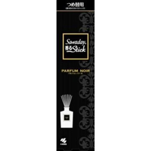【まとめ買い】【小林製薬】【サワデー】Sawaday香るStickつめ替用 パルファムノアール 70ml【70ml】 ×70個セット