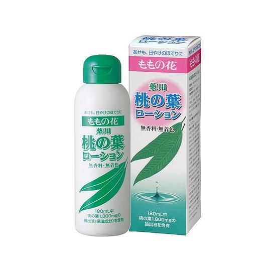 オリヂナル 薬用桃の葉ローション ボトル 180ml ×36個セット