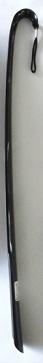 まとめ買い 玄関に1本 4971671173415 送料込 コロンブス 50cm いつでも送料無料 メタリックシューホーン ×300個セット 日時指定 1本 ブラック
