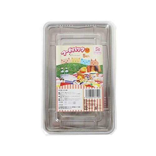 【送料込】 日本デキシー ドルフィン フードパック M 5個入 ×100個セット