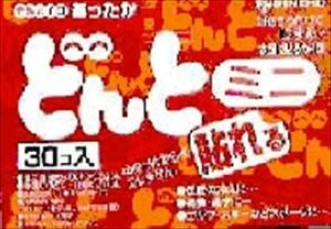大日本除虫菊・金鳥 貼れるどんと ミニ 30個入 ×16個セット