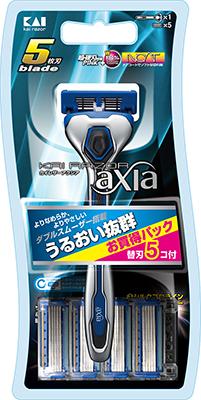 KAIRAZOR axia コンボパック 5P ×6個セット