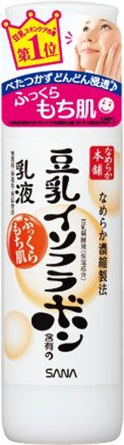 【送料込・まとめ買い×48個セット】 常盤薬品 サナ SANA なめらか本舗 豆乳イソフラボン含有の乳液 150ml 1個