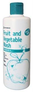 【送料込・まとめ買い×24個セット】 地の塩社 フルーツ&ベジタブルウォッシュ Fruit and Vegetable Wash 290ml 1個 (果物野菜洗い)