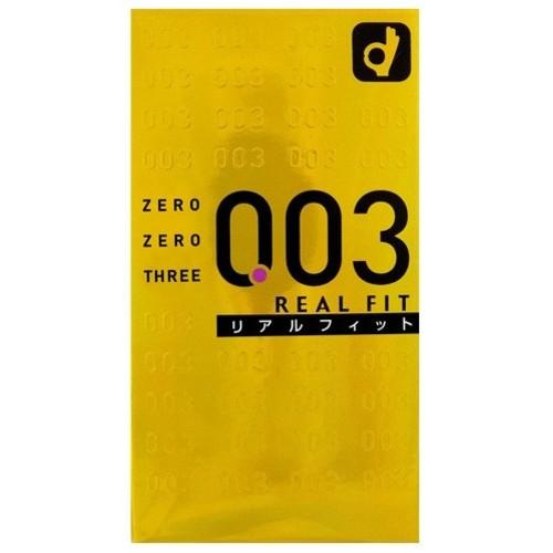 オカモト ゼロゼロスリー リアルフィット 10個入 ×144個セット