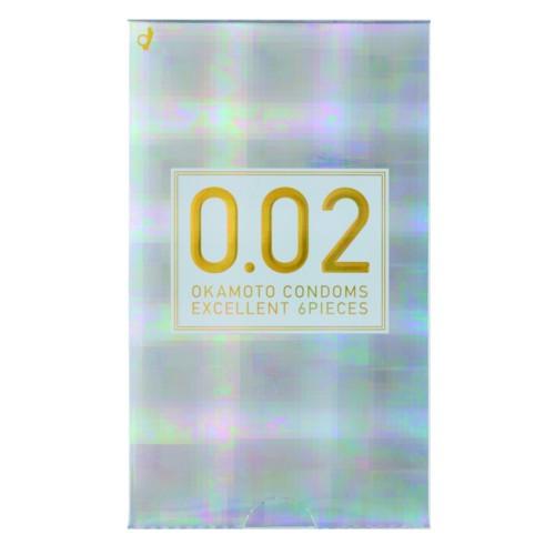 オカモト ゼロゼロツー 002 6コ入 ×144個セット