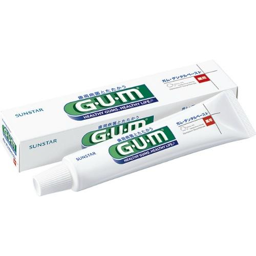 サンスター GUM ガム デンタルペースト 35g ×100個セット 【歯周病予防】