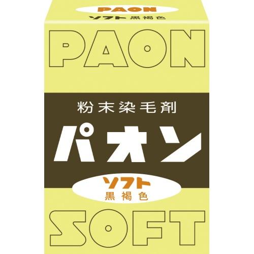 ヘンケルジャパン パオン 粉末 ソフト 6g ×120個セット