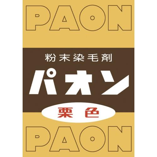 ヘンケルジャパン パオン 粉末 栗色 6g ×120個セット
