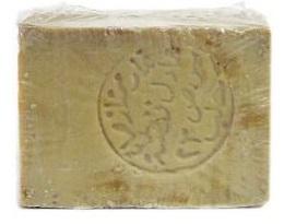 【送料込・まとめ買い×90個セット】 アレッポの石鹸 ノーマルタイプ 200g 無添加のオリーブ石けん 無香料・無着色・ノンパラベン 1個