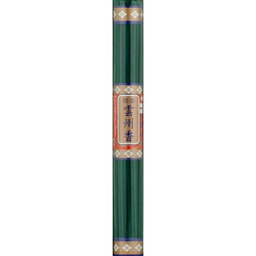日本香堂 銘香 雲州香 長寸 1把 ×400個セット