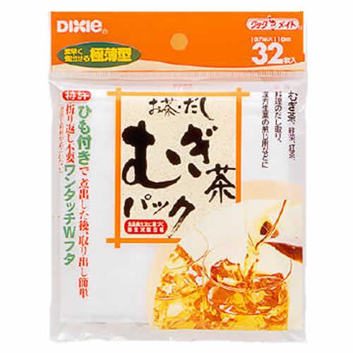 【送料込】 日本デキシー デキシー お茶だしパック 32枚入 ×200個セット