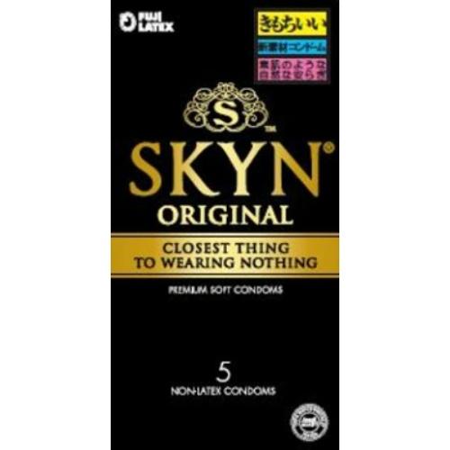 SKYNオリジナル アイアール プレミアムソフトコンドーム 5個入 ×288個セット