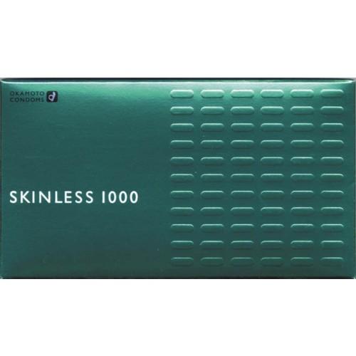 オカモト スキンレス1000 12個入 ×144個セット