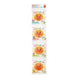 East pigeon it don't! Anpanman soft cones 4-wrapped kind salt to taste 7 g x 4pcs / set of 24
