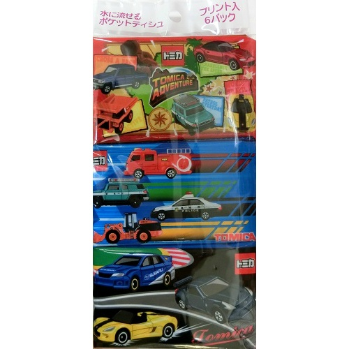 【まとめ買い】ハヤシ商事 トミカ 6個入 ×200個セット