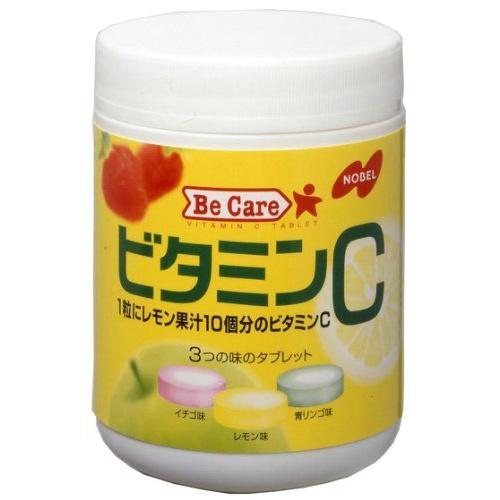【送料込】 ノーベル BeCare ビタミンC ×12個セット