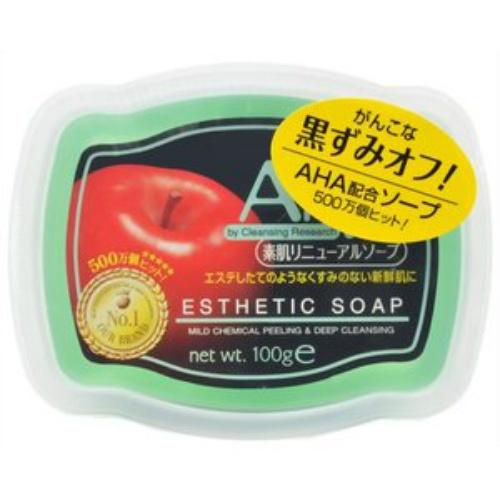 【まとめ買い】【AHA】クレンジングリサーチ ソープ【100g】 ×48個セット