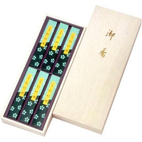 【送料込】 孔官堂 御香 松竹梅 6入 ×20個セット