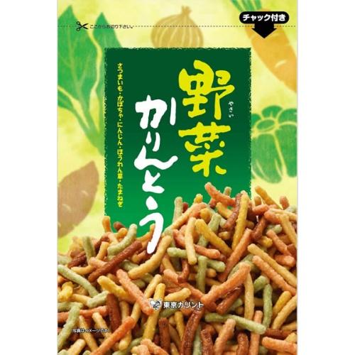 Tokyo Karine vegetables karinto 115 g × 12 pieces set (food / sweets / karinto) (4901939305104)